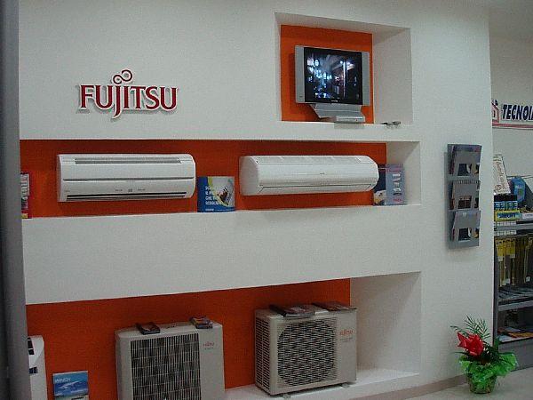 TECNOIMPIANTI concessionario ufficiale FUJITSU