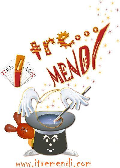 I TRE...MENDI!!!