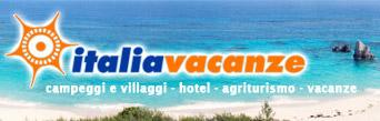 villaggi turistici e campeggi in Italia