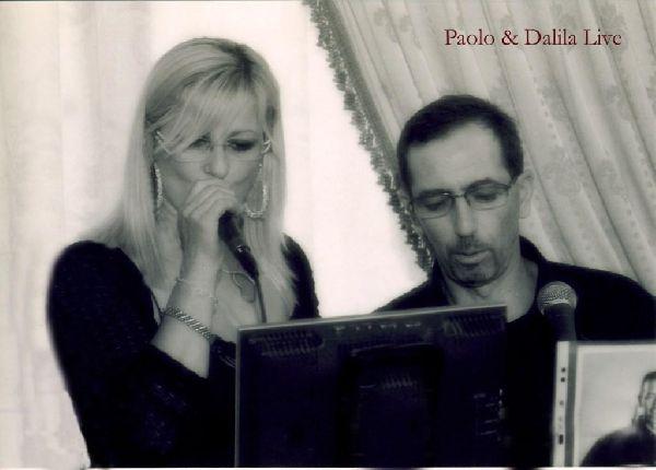 Sposieventi Live, Paolo e Dalila