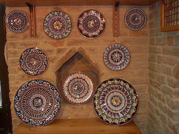 Tinacci tito m grazia ceramica ceramiche artistiche - Produzione piastrelle ceramica ...
