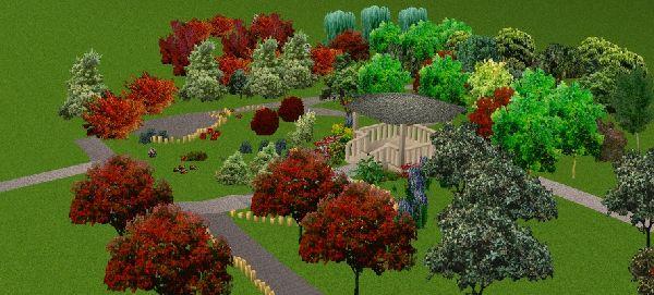 Verde giardino manutenzione giardini e aree verdi for Progetto verde