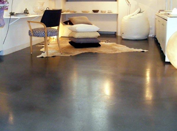 Tecnicem srl - rivestimenti e pavimentazioni in cemento e in resina - Lavoraz...