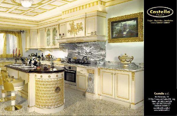 Castello produzione arredamenti su misura produzione - Arredi di lusso casa ...