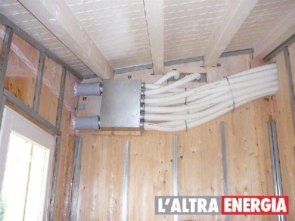 Ventilazione meccanica zehnder pompa depressione for Arredamento laboratorio odontotecnico
