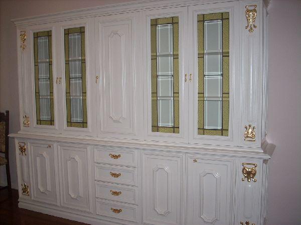 Pegaso decorazioni verniciatura laccatura e lucidatura - Sverniciatura mobili ...