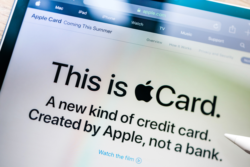 Apple Card, la nuova carta di credito di Apple