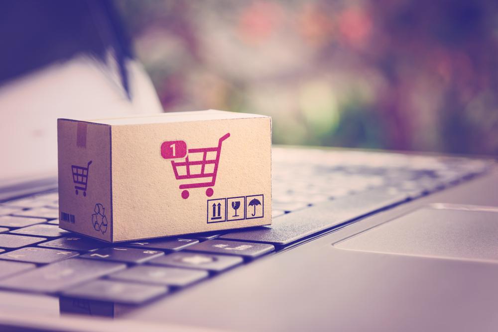 Marketing e imballaggi personalizzati per la vendita nell'ecommerce