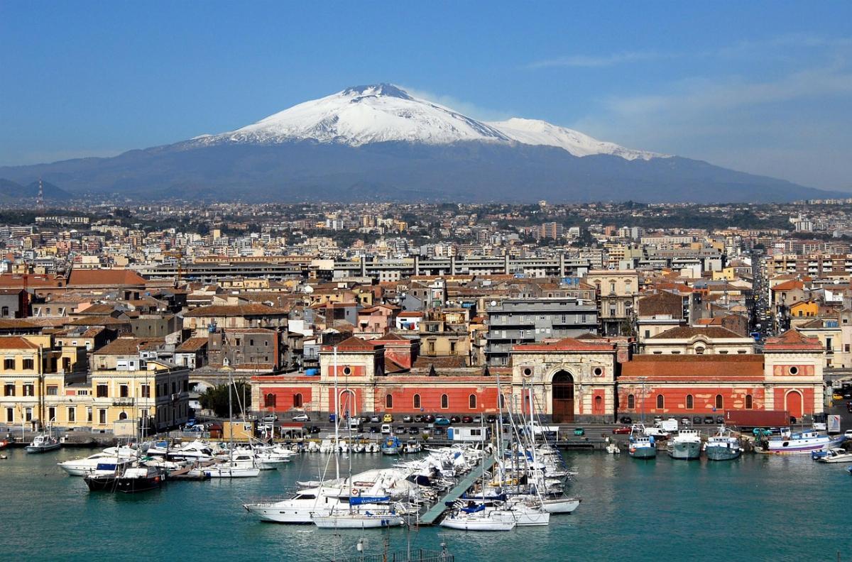 Catania: città ricca di storia e bellezze
