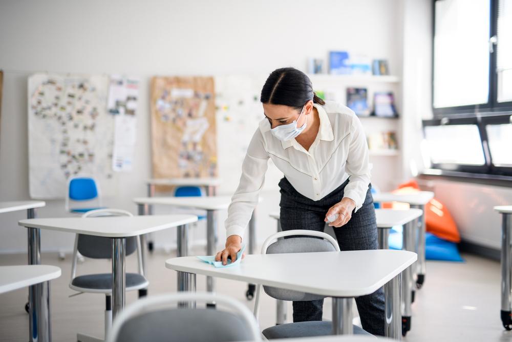 Coronavirus, chiusa un'altra scuola a Roma