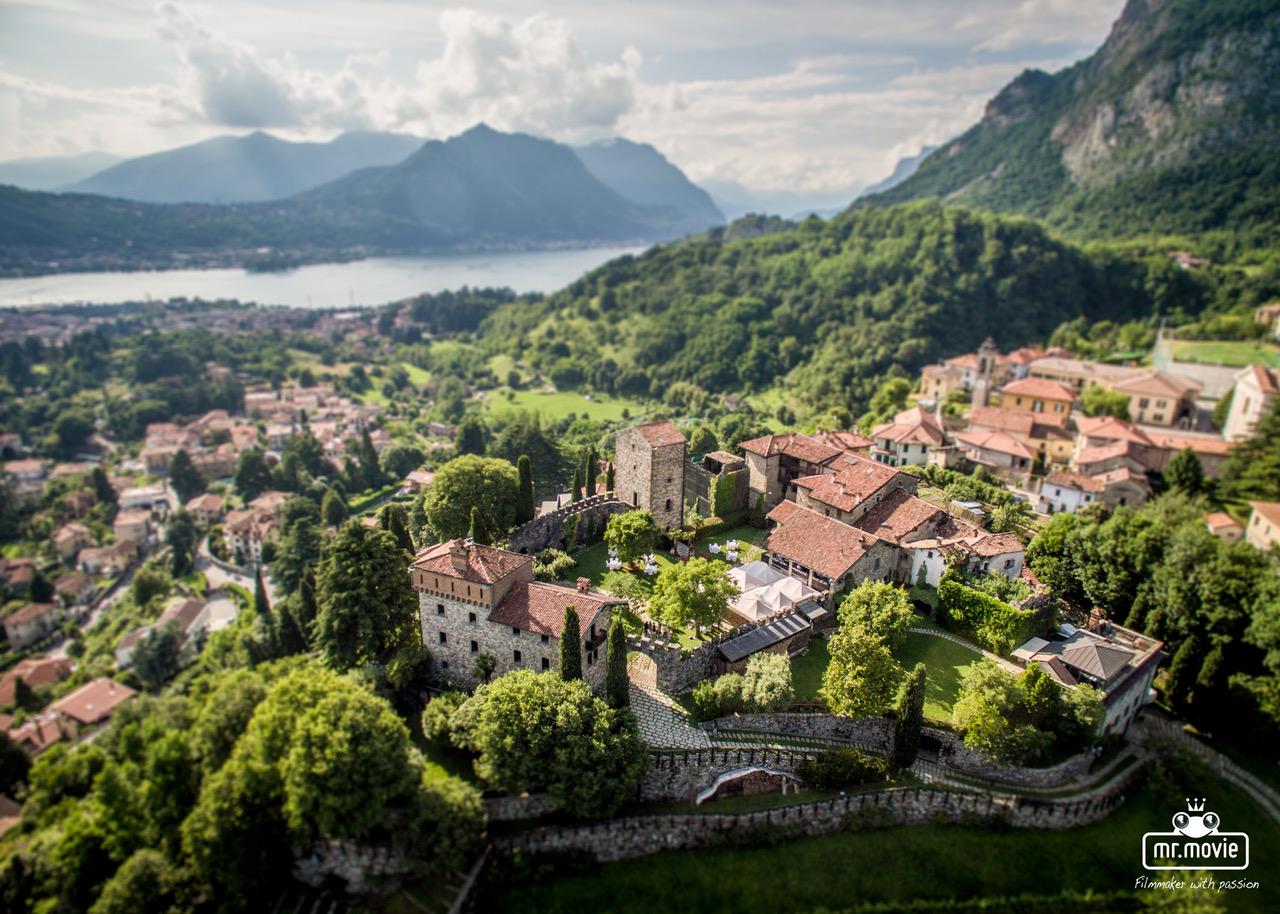 Castello di Rossino: la locatioin perfetta per fare business