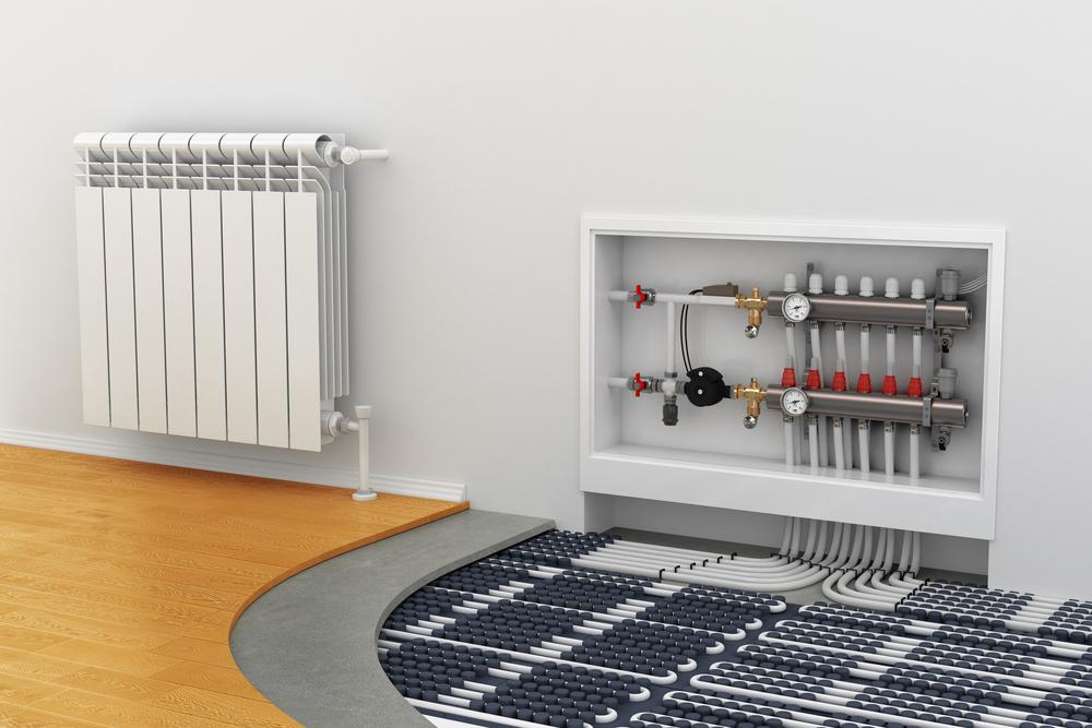 Come si lavano gli impianti di riscaldamento