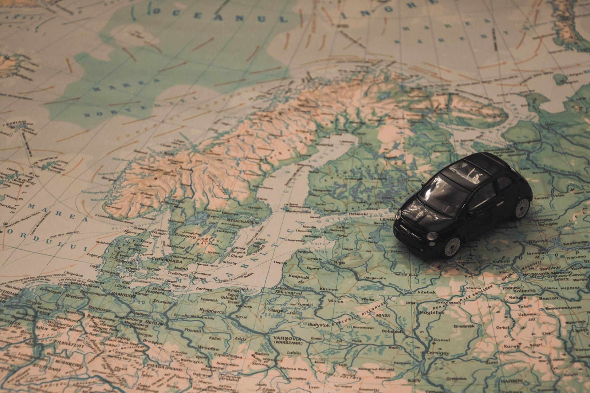 I migliori consigli per viaggi lunghi con l'auto