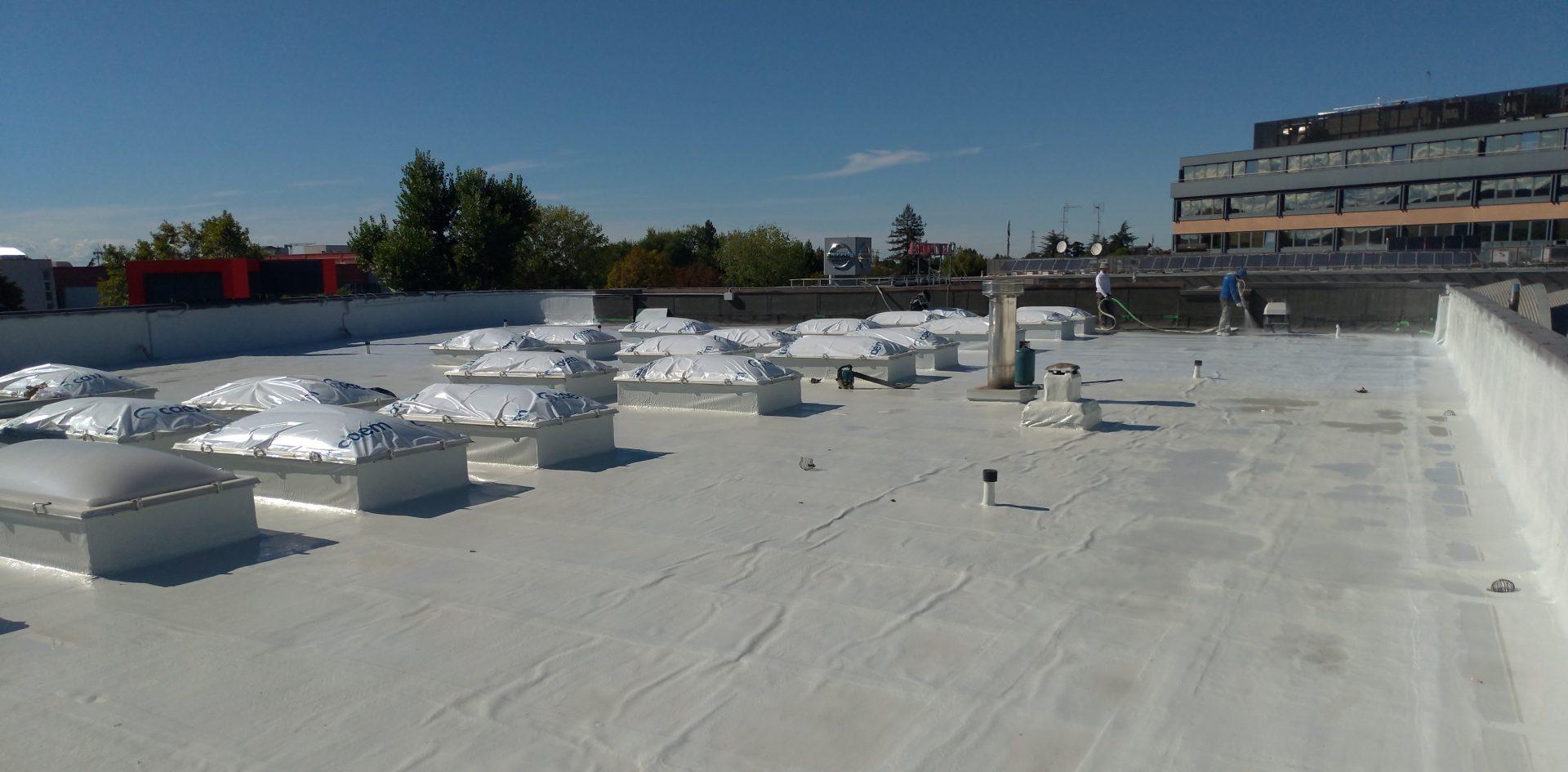 Poliurea Italia: rivestimenti per l'isolamento termico e all'impermeabilizzazione